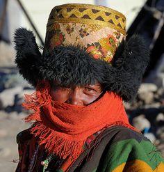 Face of Tibet by reurinkjan, via Flickr