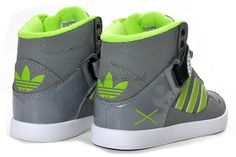 Adidas Shoes For Girls High Tops White