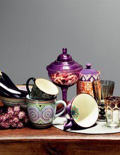 FLOWER chaiglas | INDISKA Shop Online