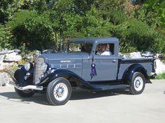 1935 Reo Speedwagon 6AP pickup