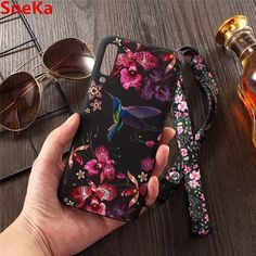 Aspiring Sfor Coque Huawei P Smart 2019 Case Cute Cat Flamingo Leather Flip Wallet Phone Cases For Huawei P Smart 2019 Cover Etui Capinha Quality And Quantity Assured Phone Bags & Cases Cellphones & Telecommunications