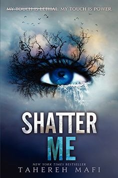 Discover discounts for Shatter Me by Tahereh Mafi. The gripping first installment in New York Times bestselling author Tahereh Mafi's Shatter Me series. Ya Books, Good Books, Books To Read, Reading Books, Book Tag, Shatter Me Series, Louisa May Alcott, Summer Reading Lists, Beautiful Book Covers