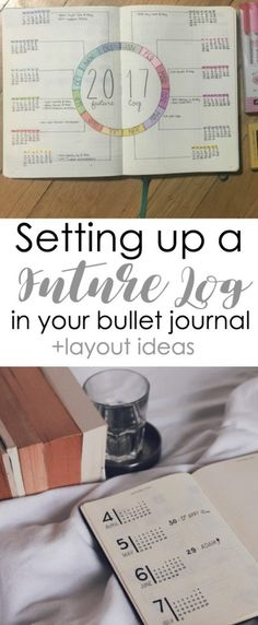Your future log is one of your most valuable resources in your bullet journal. Set it up to fit your needs with one of these layout ideas.