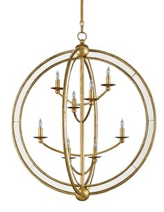 Design Chic - Aphrodite Chandelier, $2,990.00 (http://www.shopdesignchic.com/aphrodite-chandelier/)