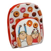Charlie and Lola yummy biscuit rucksack