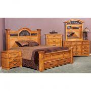 King Bedroom Furniture Sets   Triomphe King Bedroom Set: Rothman ...