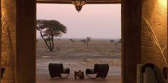 Luxury safari lodge in Namibia -- Onguma- The Fort -- Etosha National Park Luxury Jets, Luxury Private Jets, Porte Cochere, Desert Resort, Namibia, Fun Deserts, Best Sunset, Out Of Africa, Next Holiday