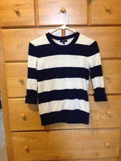 Striped Sweater #Swapdom