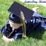 How To Make a Baby Graduation Cap and Gown