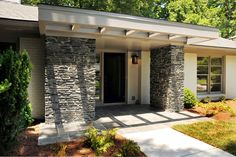 Ranch facelift -- Ansley Park Mid Century Modern Ranch | Jones Pierce Architects