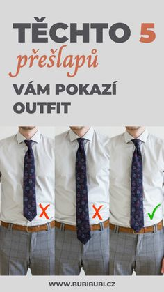 Avoid these 5 fashion mistakes that will ruin your look. Trousers too long or too short, Suspenders + belts, Wrong tie length, Using bottom jacket button, Not removing tack stitching. Men's fashion tips. Look Fashion, Mens Fashion, Fashion Tips, Wedding Ties, Men Style Tips, Jacket Buttons, Groom And Groomsmen, You Look, Ties