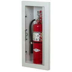 Commercial Hardware Fire Extinguisher Cabinets Access