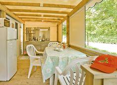 Veranda Suite Caravan Suite Home, Caravan, Pergola, Outdoor Structures, Silver, Fantasy, Outdoor Pergola, Motorhome, Money