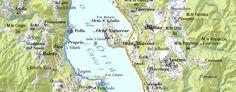 Percorso da DAL LIDO DI GOZZANO A RONCO - Pedalata sulle rive di uno dei più affascinanti laghi italiani, il Lago Maggiore