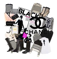 """Chanel"" by magyar-fruzsina on Polyvore featuring Alice + Olivia, SCARLETT, Isabel Marant, IRO, Chanel, Yves Saint Laurent, Zara and MANGO"