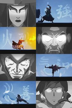 Not a movie, but it's going on my movies board for lack of a better place.  I love Avatar/Korra