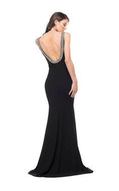 6861778008fa8 Marsoni M140 - Couture Bridal Hemline, Bridesmaid Dresses, Bridesmaids,  Classy Gowns, Elegant