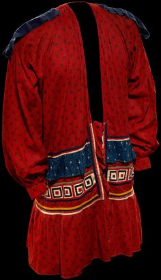 Infinity of Nations: Art and History in the Collections of the National Museum of the American Indian - George Gustav Heye Center, New York  Seminole councilor coat 1900