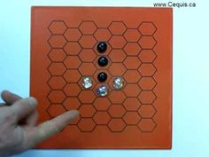 Cequis Strategy Board Game - Main Game - YouTube