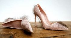 """""""Hairy"""" shoes!"""
