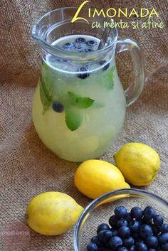 Mint Lemonade, Dukan Diet