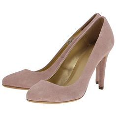 Arte Piedi Pink Suede High Heels 58.65€ | ricardo.gr