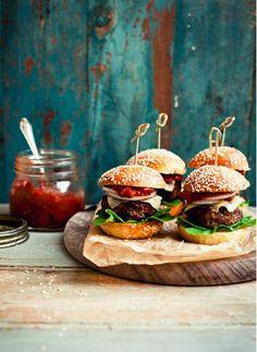 #mini #hamburger