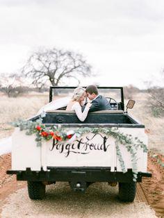 Sweet getaway Jeep: