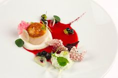 Too Pretty To Eat! Colborne Lane meets Chicago's Grace