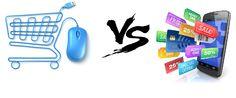 eCommerce vs mCommerce: mCommerce emerging as the new winner