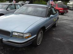 1992 Buick Regal (I drove one of these from 16-24 years old)