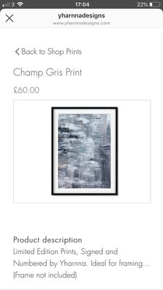 Limited Edition Prints, Living Room, Drawing Room, Sitting Area, Living Rooms, Dining Room, Lounge, Family Room