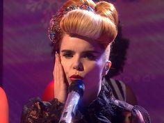 Hit UK singer Paloma Faith talks US debut