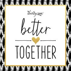 We are all better together