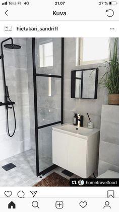 Apartment Layout, Home Spa, Room Inspiration, Bathtub, Relax, Shower, Mirror, Furniture, Instagram