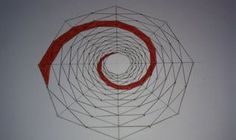 Age 12 ~ Geometric Drawing ~ Turning Nesting Octagons ~ step-by-step instructions