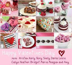 Double-decker, Stripey, Valentine Cookies