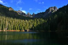 Flapjack Lakes, Olympic National Park