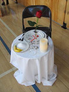 POW/MIA table