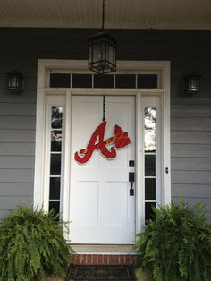 Go Braves!   by Chunky Chick Tin Art