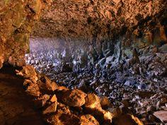 Lava Beds National Monument, Skull Cave, Tulelake, CA