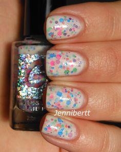 Gloss n Sparkle- Land of Sunshine www.jennibertt.blogspot.com