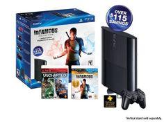 PS3 250GB Black Friday Bundle 2012 by Sony Computer Entertainment, http://www.amazon.com/dp/B009DYCTY4/ref=cm_sw_r_pi_dp_0zhQqb0PR5BH2