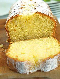 Ciasto cytrynowo-waniliowe z syropem cytrynowym inspirowane recepturą Pani Neli Rubinstein - film video