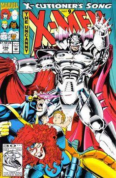 The Uncanny X-Men Comic #296