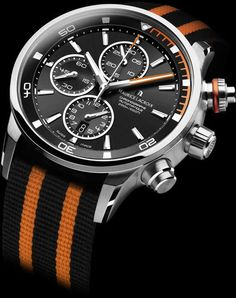 Maurice Lacroix Pontos S Diving Chronograph for Pre Basel 2012