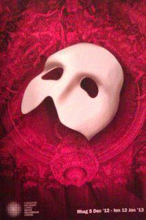 Entr'acte Jac: Phantom 25th Anniversary Tour – Wales Millennium Centre