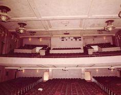 Interior of the old Fox Redondo beach Movie theater. Unknown Photographer.