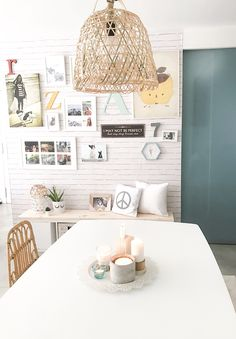 Nordic Home, Nordic Style, Boho Deco, Be Perfect, Valencia, Gallery Wall, Cool Stuff, Inspiration, Blog