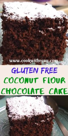 This Low Carb Chocolate Coconut Flour cake is a healthy alternative to regular chocolate cake, is rich and moist and loaded with proteins cake wedding cake kindergeburtstag ohne backen rezepte schneller cake cake Coconut Flour Chocolate Cake, Coconut Flour Cakes, Baking With Coconut Flour, Cake Flour, Recipes With Coconut Flour Low Carb, No Flour Recipes, Desserts With Coconut Flour, Coconut Flour Brownies, Coconut Flour Muffins